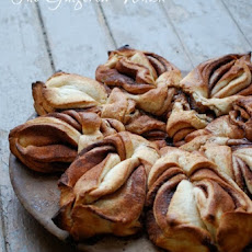 Twisted Cinnamon Sweet Bread