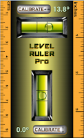 Screenshot of Level & Ruler PRO