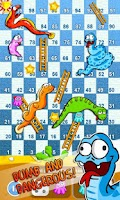 Screenshot of Snakes & Ladders Aquarium