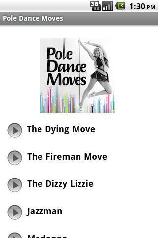 Pole Dance Moves
