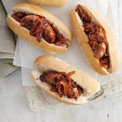 Sweet Chilli Dogs