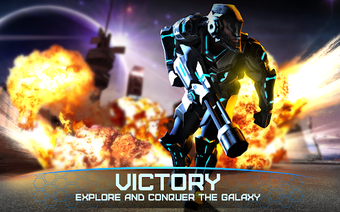 Download Full Rivals at War: 2084 1.3 APK