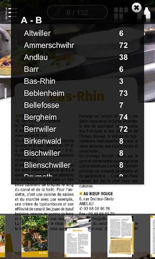 玩旅遊App|Tables d'Alsace - Petit Futé免費|APP試玩