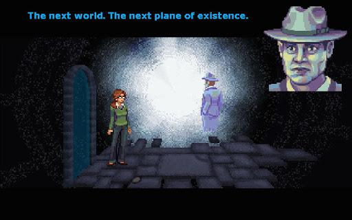 Blackwell 1: Legacy - screenshot