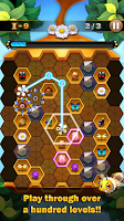 Screenshot of Puzzle Hexa