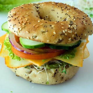 Bagel Sandwich Recipes