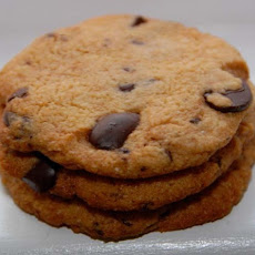 Awesome Gluten-Free Chocolate Chip Cookies
