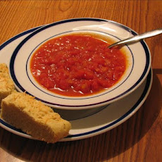 Quick Homemade Tomato Soup