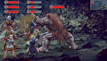Screenshot of TOI:Fallen Knight