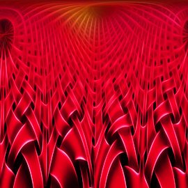 by Dipali S - Illustration Abstract & Patterns ( abstract, red, pattern, background, design )