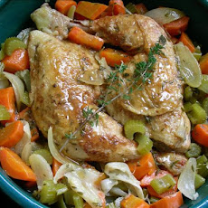 Country French Chicken (Diabetic Recipe)