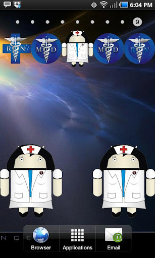 Droid Nurse doo-dad