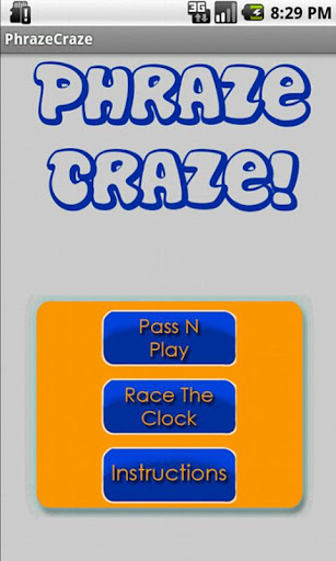 Phraze Craze