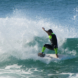 Caparica by João Ascenso - Sports & Fitness Surfing ( surfing )