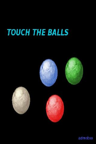 Touch the Balls