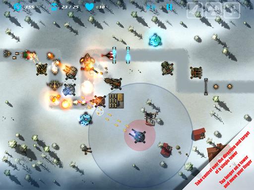 M.A.C.E. tower defense Full - screenshot