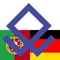 Portuguese German Dictionary icon