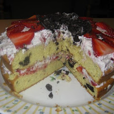 Oreo Strawberry Shortcake