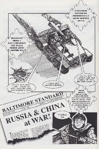 玩漫畫App|Chemical Warfare #1免費|APP試玩