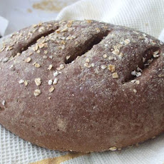 German Dark Rye Bread
