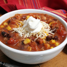 South Beach Taco Soup