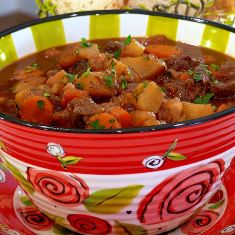 Beef Irish Stew