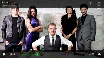 Screenshot of Kanal 5 Play
