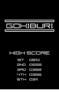 Screenshot of GOKIBURI