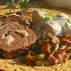 Sicilian Meat Roll - Light Meatloaf