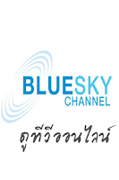 Screenshot of Bluesky TV