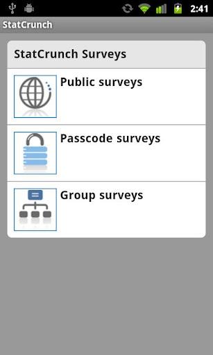 SC Survey