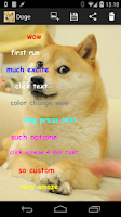Screenshot of Doge Meme Creator