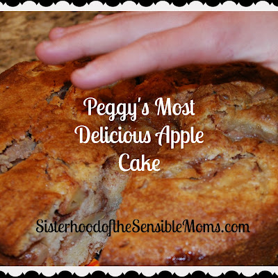 Peggy's Most Delicious Apple Cake