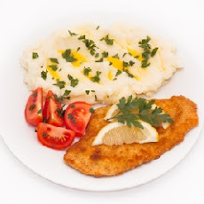 Ground Chicken Schnitzel