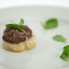 Cheeseburger Tartare