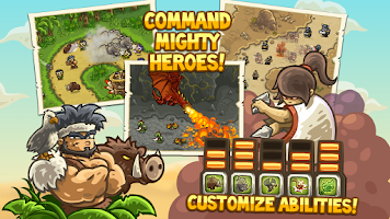 Screenshot of Kingdom Rush Frontiers