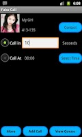 Screenshot of Fake Call Free