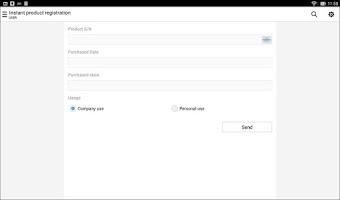 Screenshot of Myasus - ASUS support