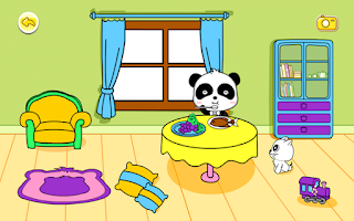 Screenshot of 귀염이 색칠놀이-유아교육BabyBus
