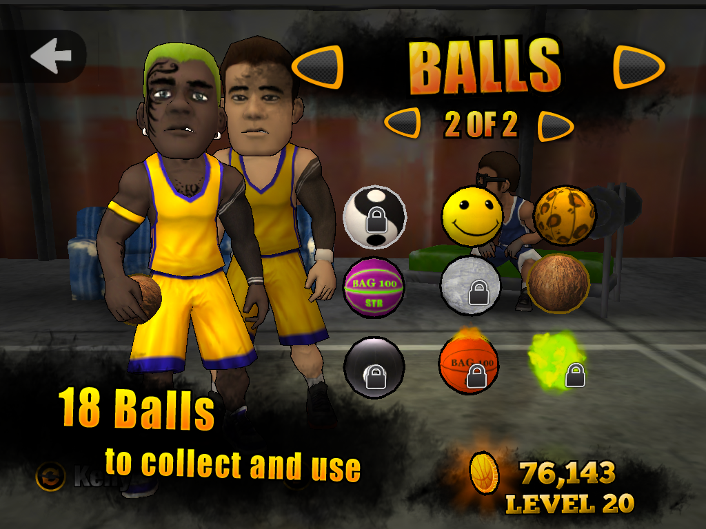 Jam League Basketball Screenshot 13