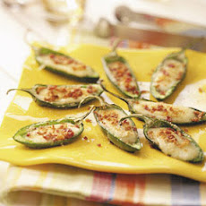 Cheese-Stuffed Jalapenos Recipe