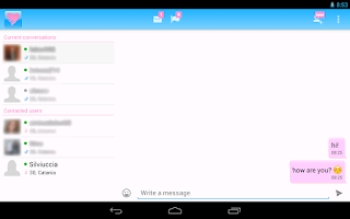 Screenshot of Lovepedia ♥ Chat and Dating