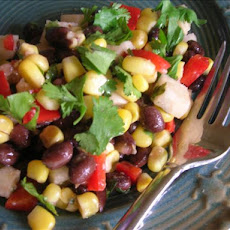 Southwest Chopped Salad (Healthy!)