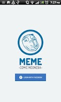 Screenshot of Meme Comic Indonesia
