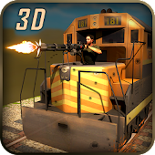 Download Android Game Gunship Battle Bullet Train 3D for Samsung