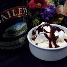 Whiskey Cream Liqueur Ice Cream