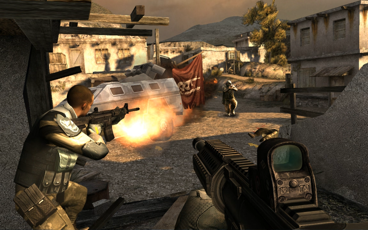 Modern Combat 3: Fallen Nation Screenshot 7