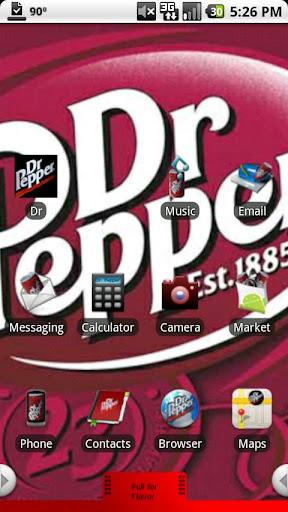 Dr. Pepper Theme