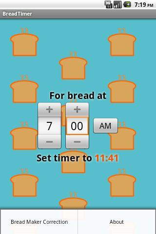 Bread Timer