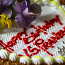 HappyBirthday by Vignesh Ramachandran - Food & Drink Cooking & Baking ( cake, cakes, fun, party, design )